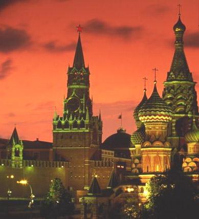 twilight, Russia