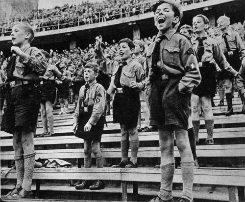 Germany: Rally of Nazi