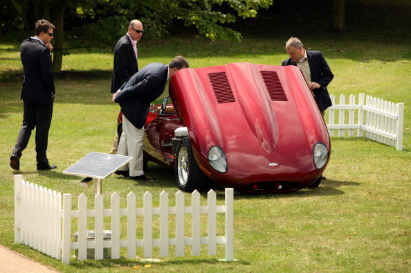 Salon Prive Opens Showcasing The Worlds Finest And Most Expensive Cars