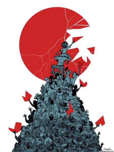 Japan Rebuilds