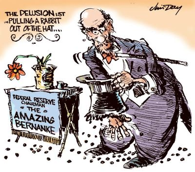 The Amazing Bernanke