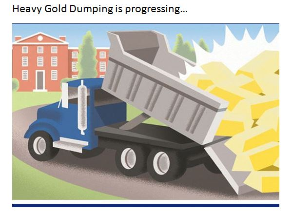Gold Dumping image