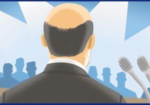 Bernanke Head shot