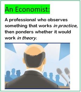Economist - defined